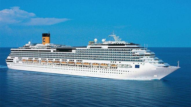 Kreuzfahrten weltweit vom spezialisten for Costa pacifica ponti
